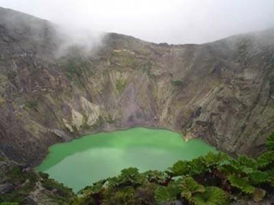 Vulcano Irazu, Provincia di Cartago, Costa Rica